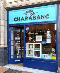 Charabanc Blackpool