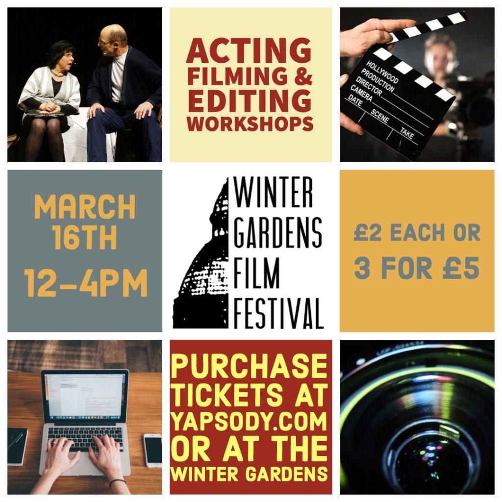 Colorado Film School: Winter Gardens Film Festival